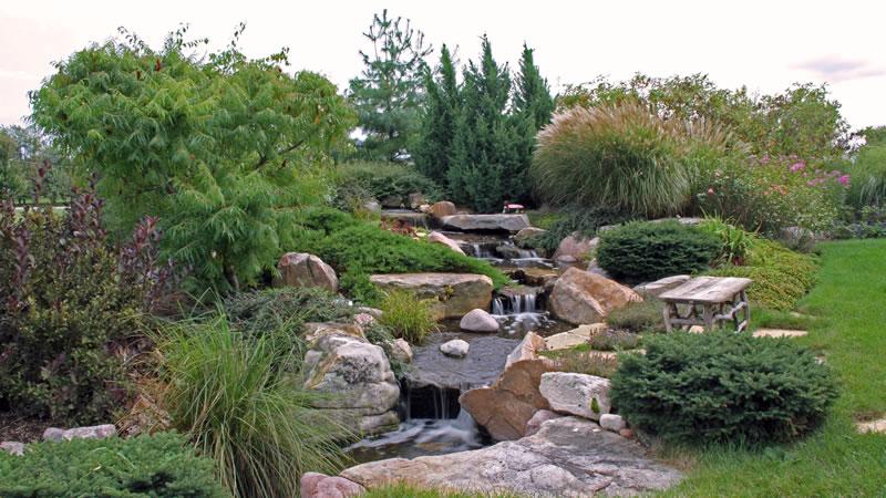 Landscape Design Build Service West Valley and Salt Lake City Utah.